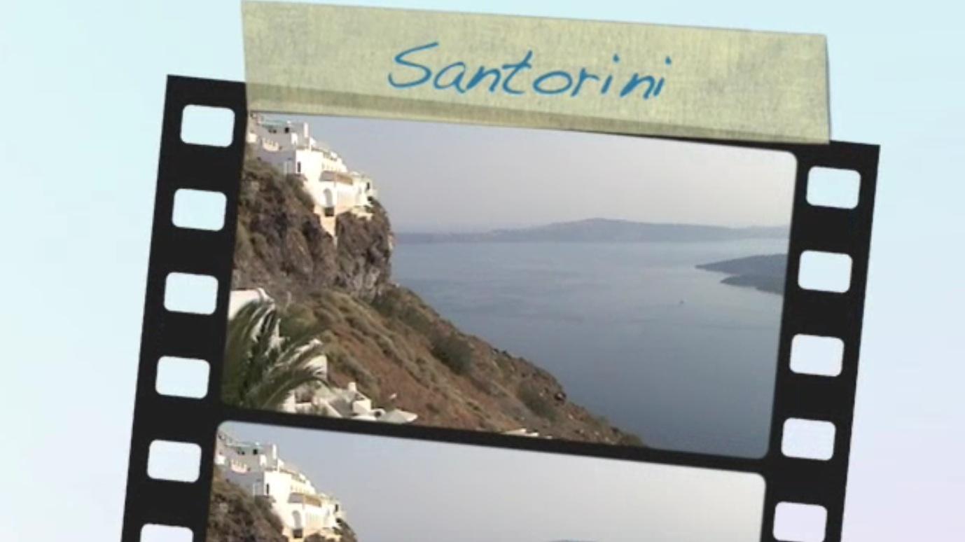 Santorini 2007